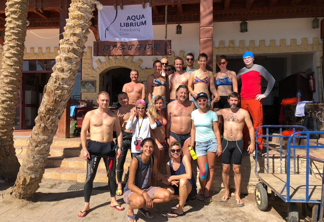 Dahab OpenWater 2018